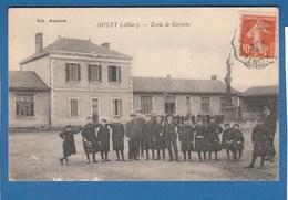 DOYET ECOLE DE GARCONS - Autres Communes