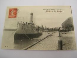 """C.P.A.- Tonnay Charente (17) - """"Le Fleurus """" - Résidence Des Boches - 1916 - SUP (CU 28) - Andere Gemeenten"""