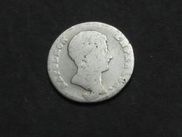 Demi-Franc Napoléon 1er - Napoléon Empereur  ***** EN ACHAT IMMEDIAT ***** - G. 50 Céntimos
