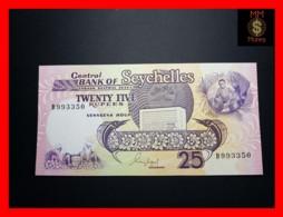 SEYCHELLES 25 Rupees 1989  P. 33  UNC - Seychellen