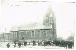 Beersel , Kerk - Putte