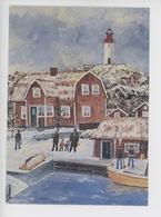 C. Sjöberg (cp Vierge) - Illustrators & Photographers