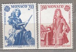 EUROPA CEPT 1985 Monaco Mi 1681 - 1682 MNH (**) #19721 - Monaco