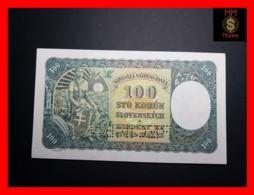 SLOVAKIA 100 Korun 7.10.1940  P. 10 S  UNC - Slowakei