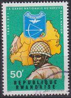 RUANDA RWANDA [1972] MiNr 0478 ( OO/used ) - Rwanda