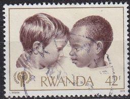 RUANDA RWANDA [1979] MiNr 1000 ( OO/used ) - Rwanda