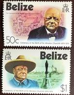 Belize 1974 Churchill MNH - Belize (1973-...)