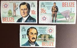 Belize 1976 American Bicentennial Aircraft MNH - Belize (1973-...)