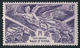 WALLIS ET FUTUNA 1946 - Yv. PA 4 NEUF *   Cote= 2,00 EUR - Anniversaire De La Victoire  ..Réf.W&F22535 - Luftpost