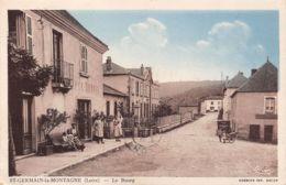 42-SAINT GERMAIN LA MONTAGNE-N°T2567-H/0283 - Autres Communes