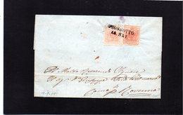 CG24 - Lettera Da Grossotto Per Como 15/9/1855 - Lombardije-Venetië