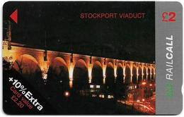 UK (British Rail) - Stockport Viaduct, 2BRTA, 14.000ex, Used - Ver. Königreich