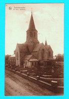 CPSM SEMMERSACKE ( GAVERE ) De Kerk - OOSTKANT - Circulée - Photo K. De Keukeleire, Nazareth - 2 Scans - Gavere