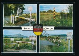 Deutschland - Zonen-Grenze - Zonengrenze In Der Rhön [Z02-1.001 - Germany