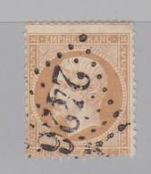 GC 2426 Montargis ( Dept 43 ) S / N° 21 - Marcophily (detached Stamps)