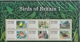 GRAN BRETAGNA 2010 POST & GO STAMPS  BIRDS I P&G2   MNH - Post & Go Stamps