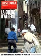 LA GUERRE D'ALGERIE N° 218 TBE  Alger 1956 1° Bombe , Régiments De Oranie , Tirailleurs Algériens , Rdv De Somma - Histoire