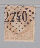 GC 2740 Orléans ( Dept 43 ) S / N° 28 - 1849-1876: Periodo Classico