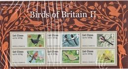 GRAN BRETAGNA 2011 POST & GO STAMPS  BIRDS II P&G3   MNH - Post & Go Stamps