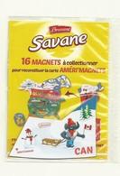 MAGNET SAVANE  AMERI'MAGNETS    WHITEHORSE /CANADA   SOUS  BLISTER FERME. - Tourisme