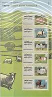 GRAN BRETAGNA 2012 POST & GO STAMPS BRITISH FARM ANIMALS I SHEEP P&G6   MNH - Post & Go Stamps