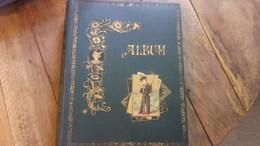 ALBUM DE 29 PAGES DECOUPIS CHROMOS FELIX POTIN AIGUEBELLE...AVIATION ENFANTS ..... - Albumes & Catálogos