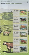 GRAN BRETAGNA 2012 POST & GO STAMPS BRITISH FARM ANIMALS III  CATTLE  P&G9   MNH - Post & Go Stamps
