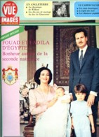 Point De Vue Images Du Monde  1982 N° 1772 Fouad Et Fadila D'Egypte - People