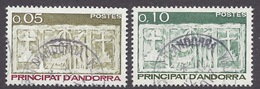 Principat D'Andorra / French Andorra - 1983 The First Arms Of Andorra Valleys, Used - Used Stamps