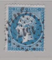 PC 1517 Hesdin ( Dept 57 ) S / N° 22 - Marcophilie (Timbres Détachés)