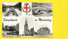 MARCOING Multivues Souvenir (Combier) Nord (59) - Marcoing