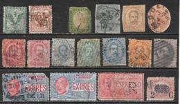 Lot Vrac De 88 Timbres D'Italie, Italia, Poste Italiane - Toutes époques - Timbres