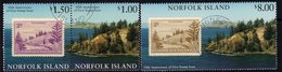 Norfolk Island 1997 50th Anniversary Of Island Stamps Set Of 3, Used, SG 644/6 (BP2) - Norfolk Island