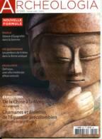 ARCHEOLOGIA N° 540 Epave Epagnette Somme , Porteurs De Litières , Dehistan , Expos Chine à Mongolie - Archeologie