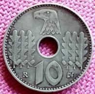 DEUTSCHLAND :10 REICHSPFENNIG 1940 A REICHSKREDITKASSEN VZGL - 5 Reichspfennig