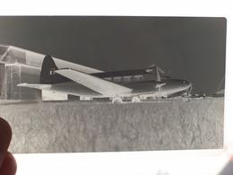 NEGATIVO FOTOGRAFIA  AEREO DE HAVILLAND DOVE  SNAM - Aviation