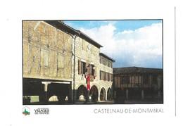 Castelnau De Montmiral (L) - Castelnau De Montmirail
