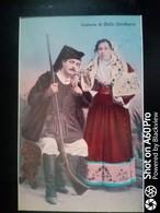 COSTUMI SARDI - LOTTO 3 CARTOLINE - OSILO, NUORO E BARONIA - Kostums