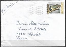 Lettre Du Bénin - Benin - Dahomey (1960-...)