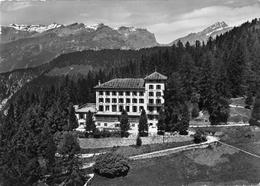 SUISSE - CHANDOLIN  -Val D'Anniviers - Hôtel De Chandolin - (CPSM Grand Format) - VS Wallis
