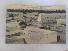 CPA MAROC - OUDJDA - 129 - Evenements De La Frontiere Algero Marocaine - Vue Partielle - Autres