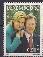 2006  Luxemburg Mi. 1700**MNH  . Silberhochzeit Von Großherzog Henri Und Großherzogin Maria Teresa - Luxemburg