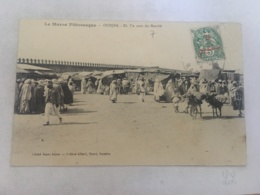 CPA MAROC - OUDJDA - Le Maroc Pittoresque - 33 - Un Coin Du Marché - Autres