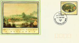 AUSTRALIA.Arrivée Des Premiers Settlers /farmers (Colons) En 1793 Par Le Bateau Bellona à Homebush NSW - Explorateurs