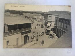 CPA MAROC - OUDJDA - 48 - Rue D'Isly - Maroc