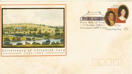 AUSTRALIA. Arrivée Des Premiers Settlers /farmers (Colons) En 1793 à Elisabeth Farm à Parramatta. NSW - Explorateurs