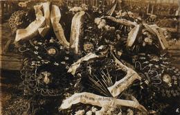 CPA. - Carte-Photo - A Nos Morts En 1870-71 Et 1914-1917 - Cimetière D'INGOLSTADT Baviére - En T.B.E. - Cementerios De Los Caídos De Guerra