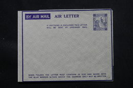 PALESTINE - Entier Postal Aérien Non Circulé - L 57957 - Palestine