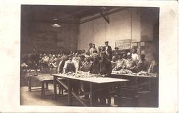 CAMPAGNE 1914 - FÉLICITATIONS MILITAIRES  SECTION DE PUTEAUX - Puteaux