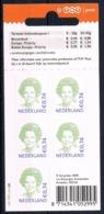 P 317 ++ NEDERLAND NETHERLANDS 2006 BOOKLET Vba2420  POSTFRIS MNH NEUF ** - Period 1980-... (Beatrix)